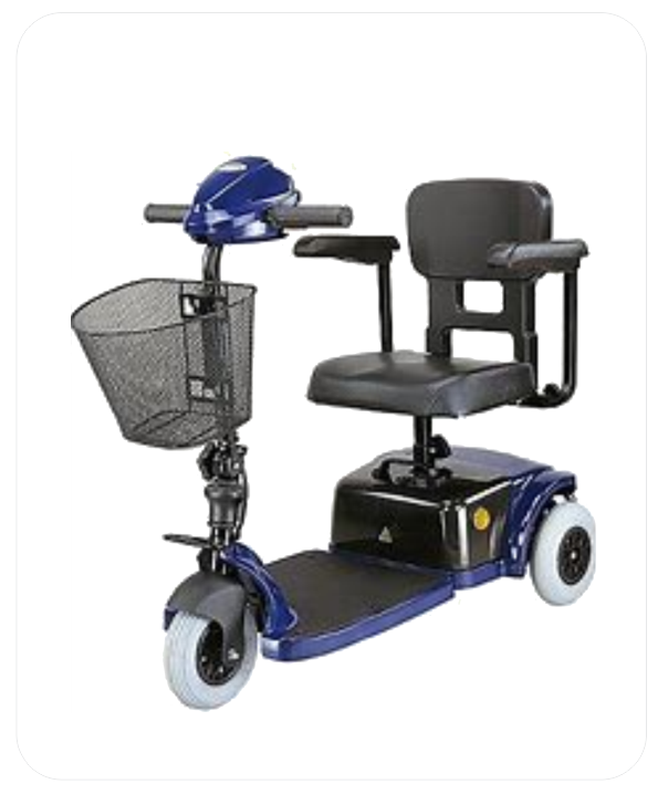 3 Wheel Scooter (SWA 1)