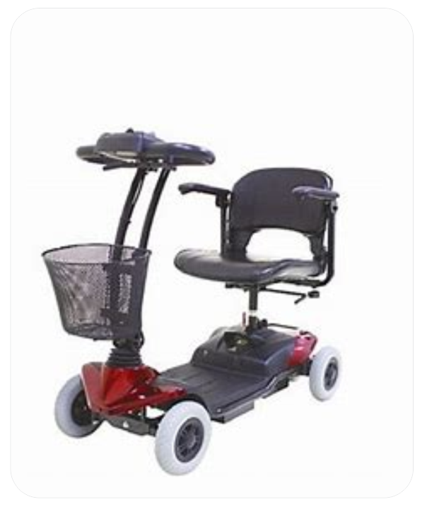 4 Wheel Scooter (SWA 2)