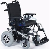 Motorized Wheelchair 84