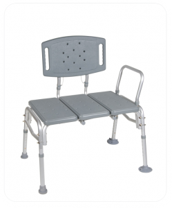 Heavy Duty Bariatric Transfer Shower Bench