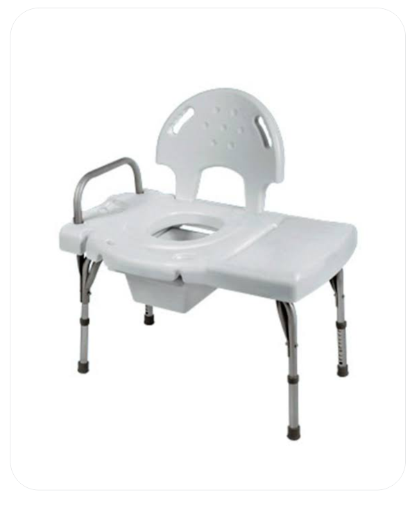 I Class Shower Commode  (B.A. 31)