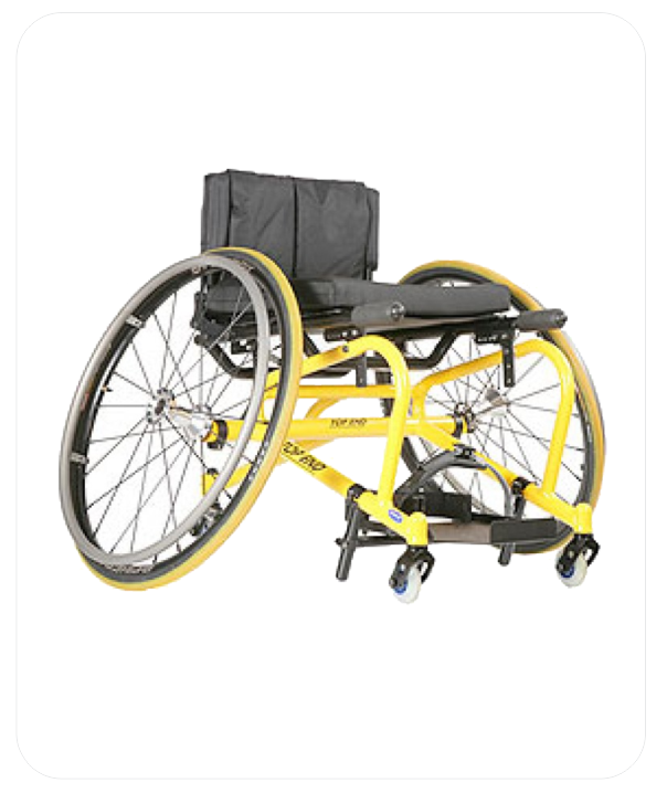 The Invacare® Top End® Pro™ Tennis Wheelchair (SR 3)