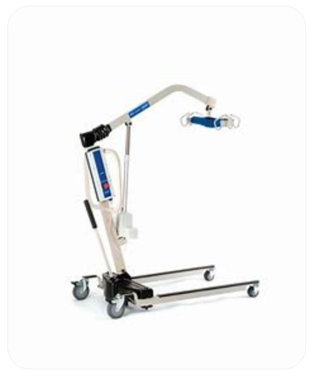Hoyer Invacare Reliant 450 Electric Advanced Patient Lift (HRT 7)