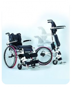 Manual Standing Wheelchair