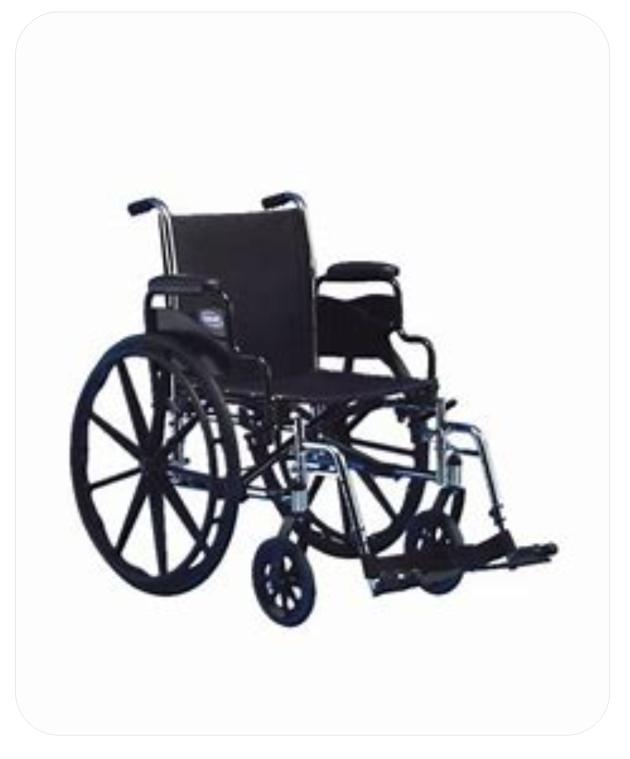 Manual Wheelchair (MW 1)
