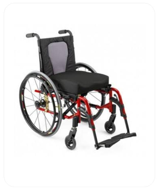 Manual Wheelchair (MW 2)