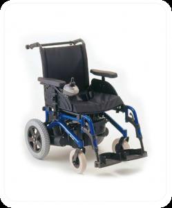 Motorized Wheelchair 96