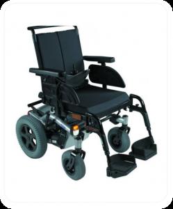 Motorized Wheelchair 97