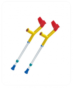 Rebotec Children's Crutches Set
