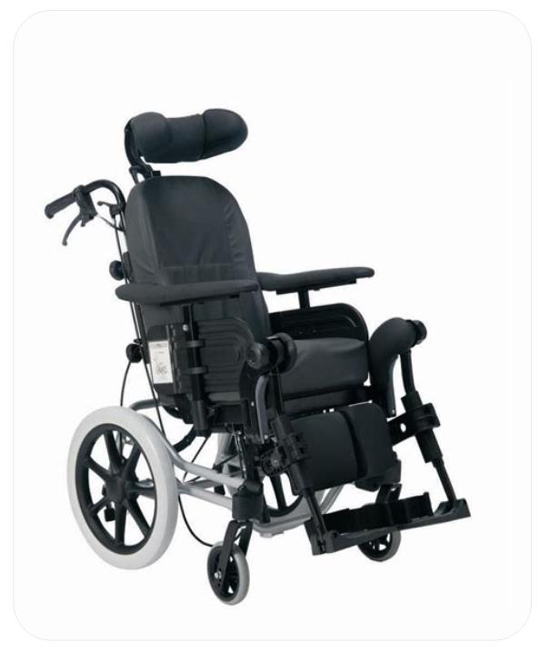 Rea Azalea Manual Tilt Wheelchair (PWE 4)