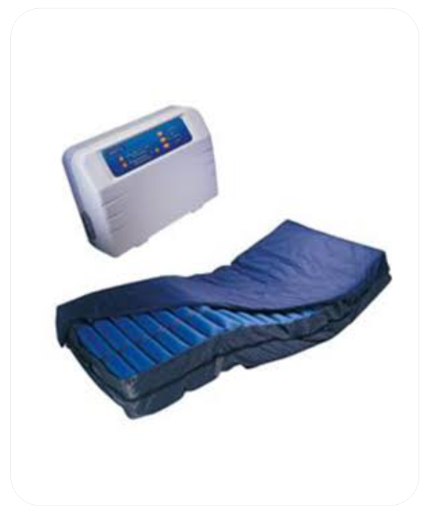Pressure Care Mattress & Pump (PCP 17)
