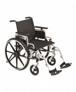 S-1640 Manual Wheelchair