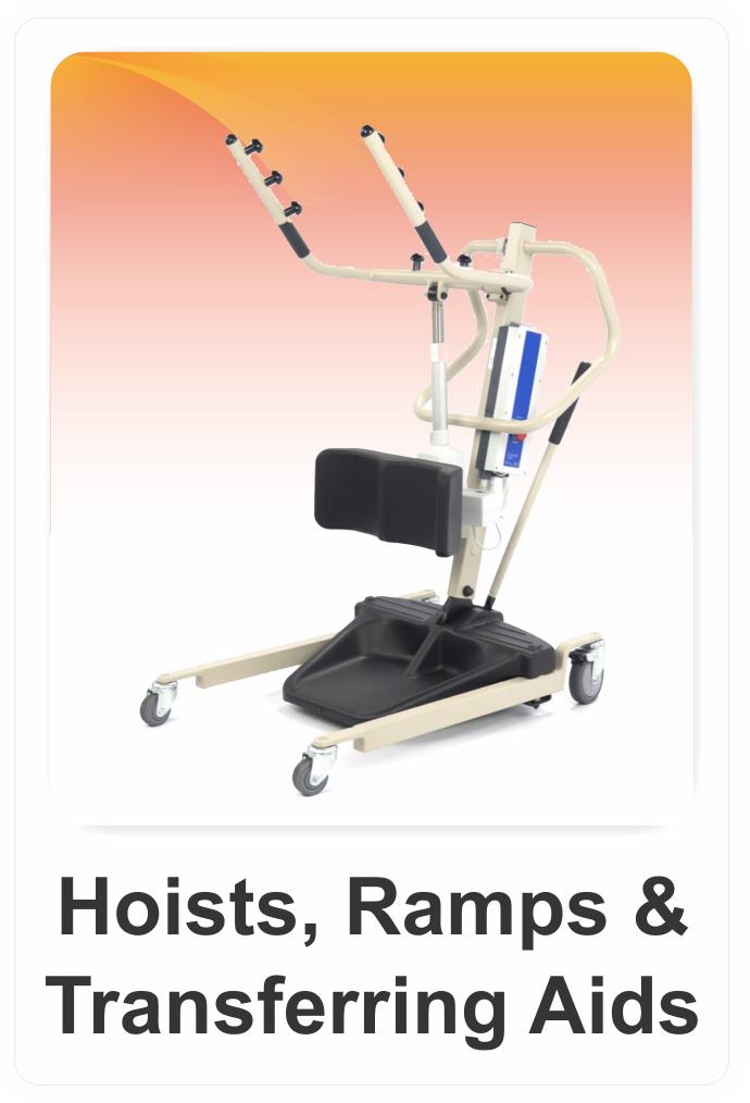 Hoists, Ramps & Transferring Aids