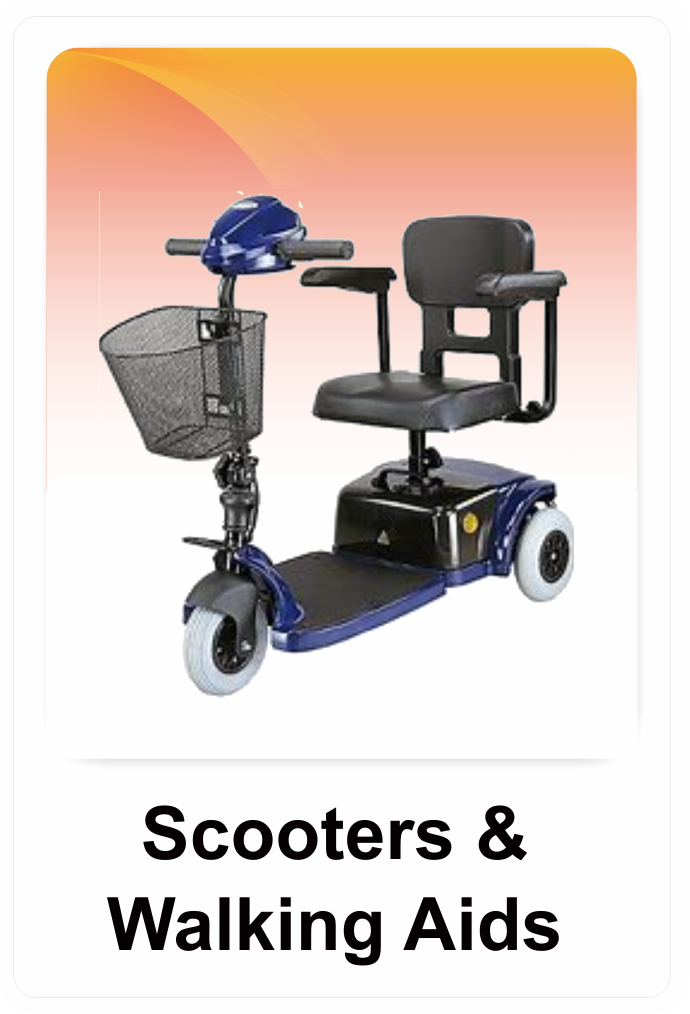 Scooters & Walking Aids