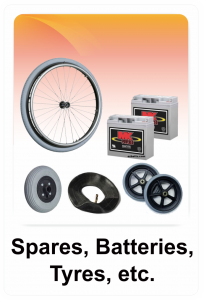 Spares, Batteries, Tyres, etc.